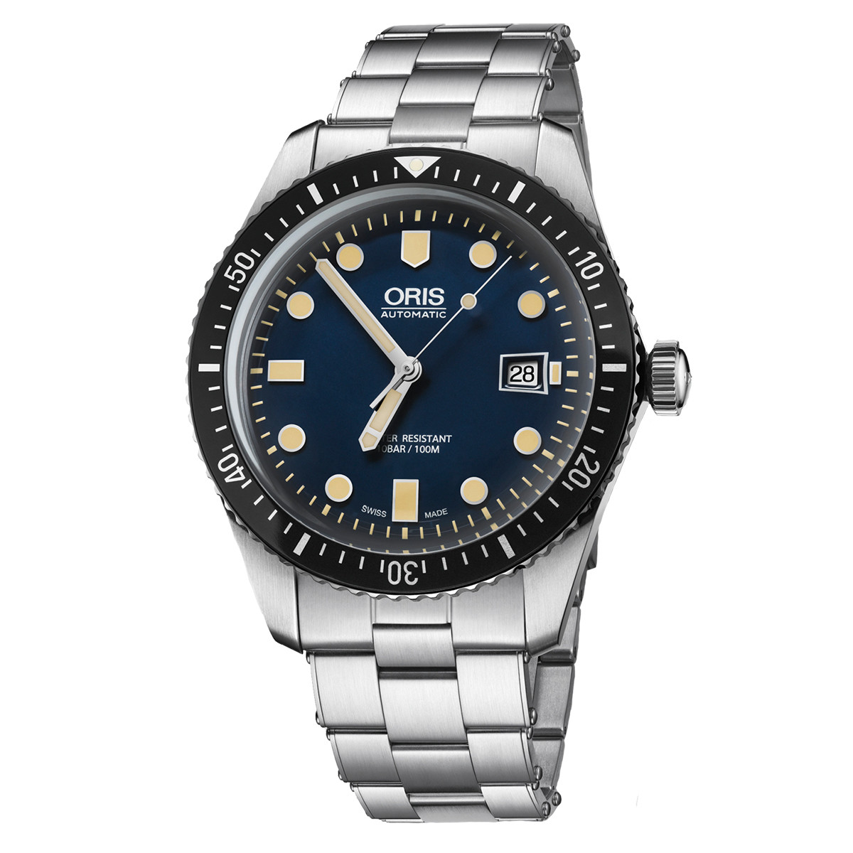 Divers Sixty-Five Blue (733.7720.4055.MB)