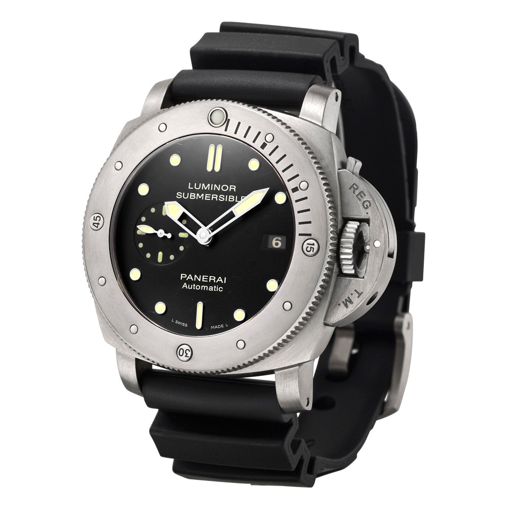 Luminor Submersible 1950 3-Days Titanium (PAM00305)