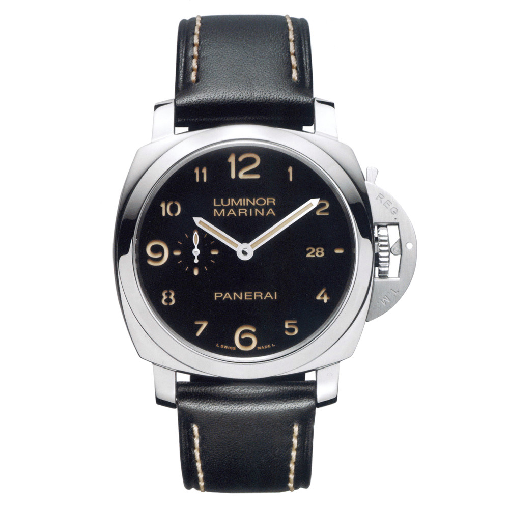 Luminor 1950 Marina 3-Days Steel (PAM00359)