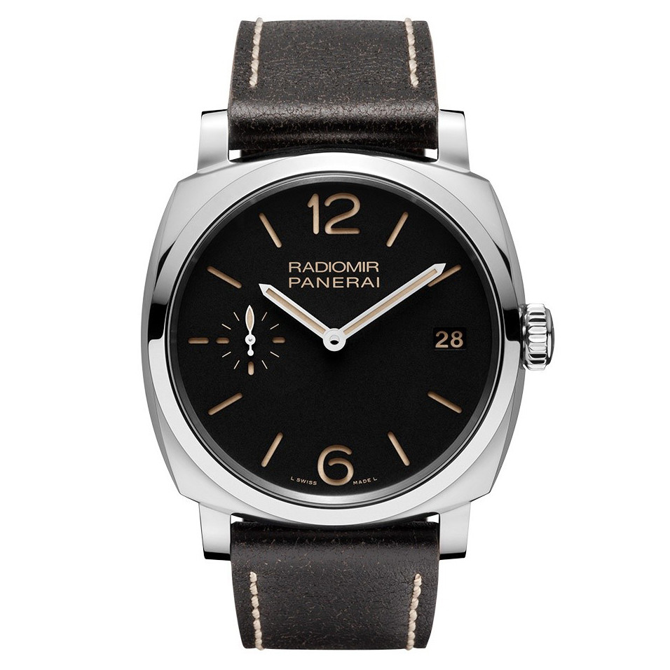 Radiomir 1940 3-Days Steel (PAM00514)