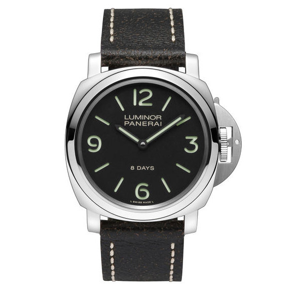 Luminor Base 8-Days Steel (PAM00560)