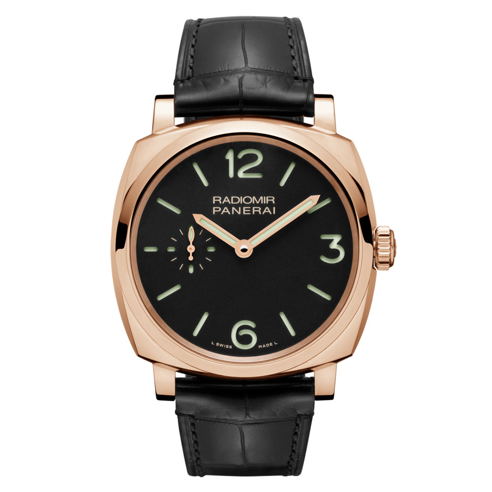 Radiomir 1940 3-Days Rose Gold (PAM00575)