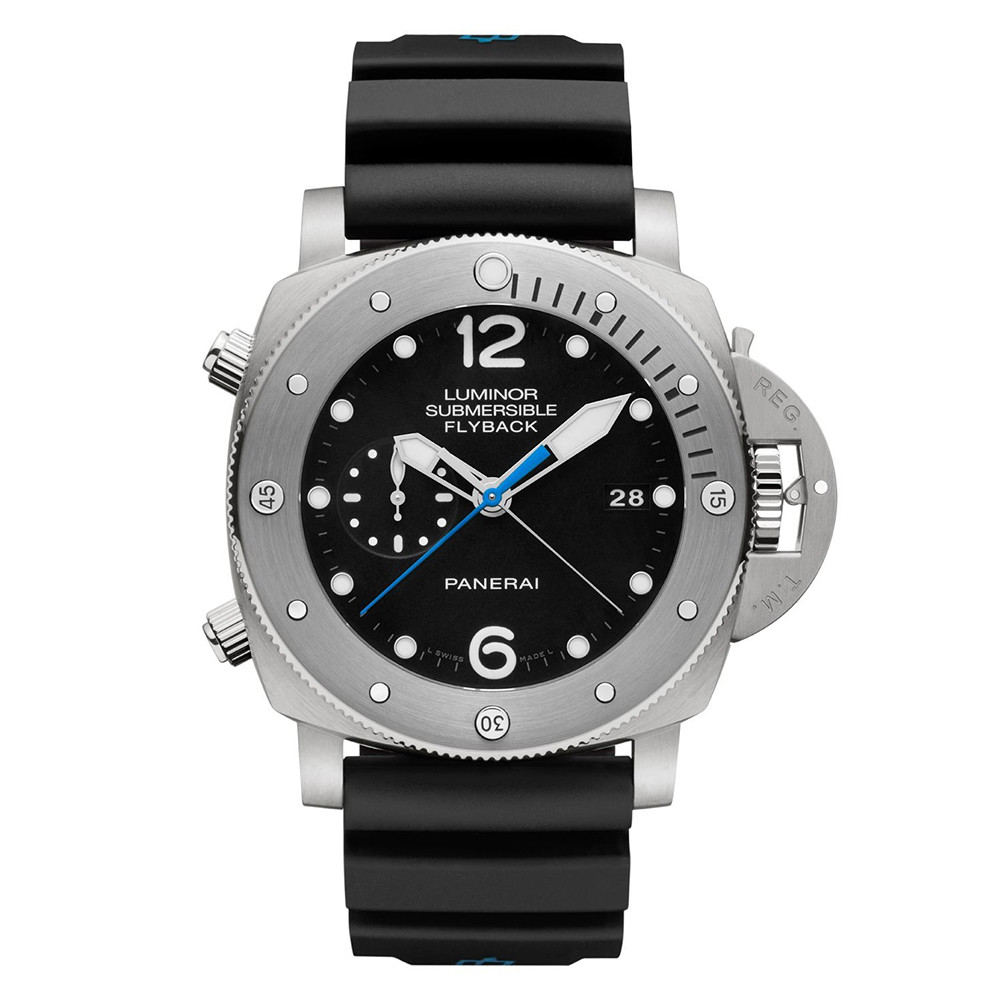 Luminor Submersible 1950 Chrono Flyback Titanium (PAM00614)