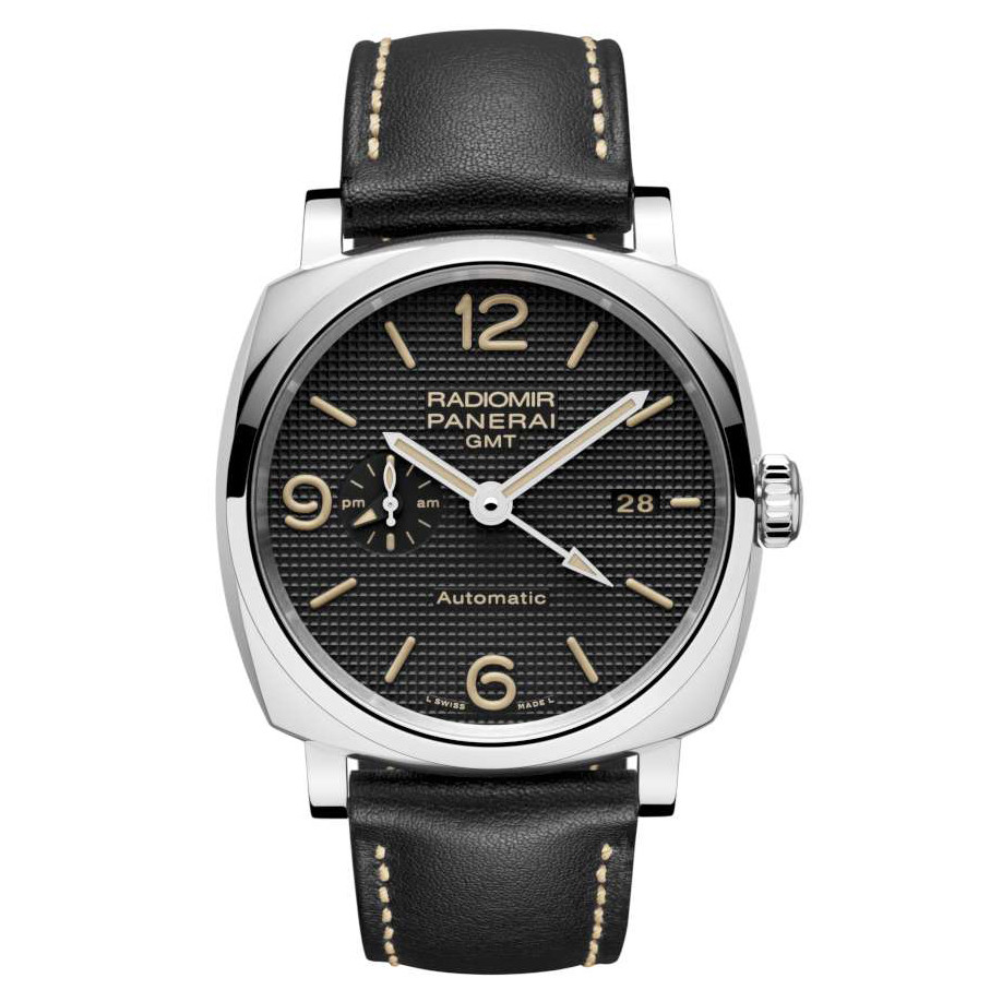 Radiomir 1940 GMT Steel (PAM00627)