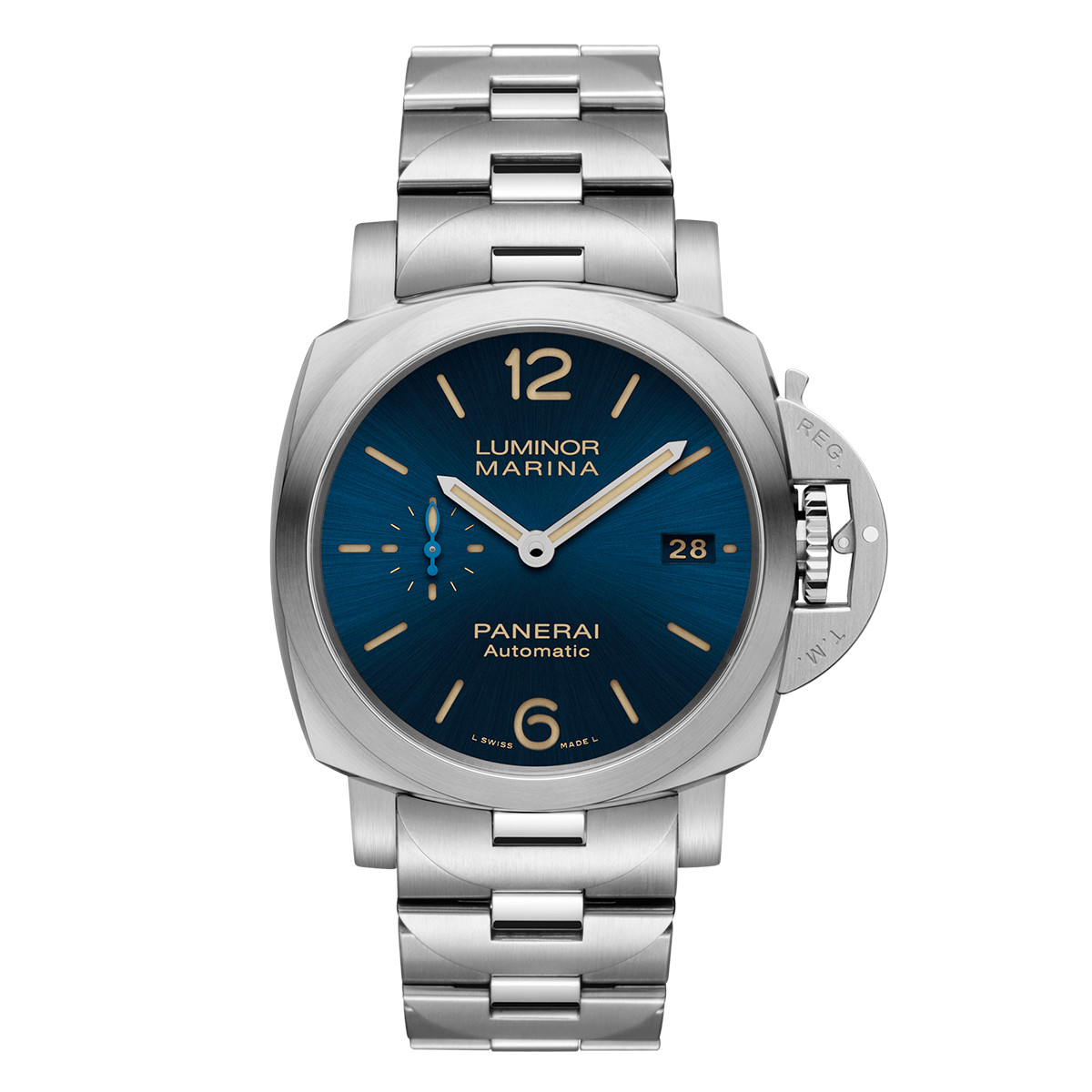 Luminor Marina 42mm Steel (PAM01028)