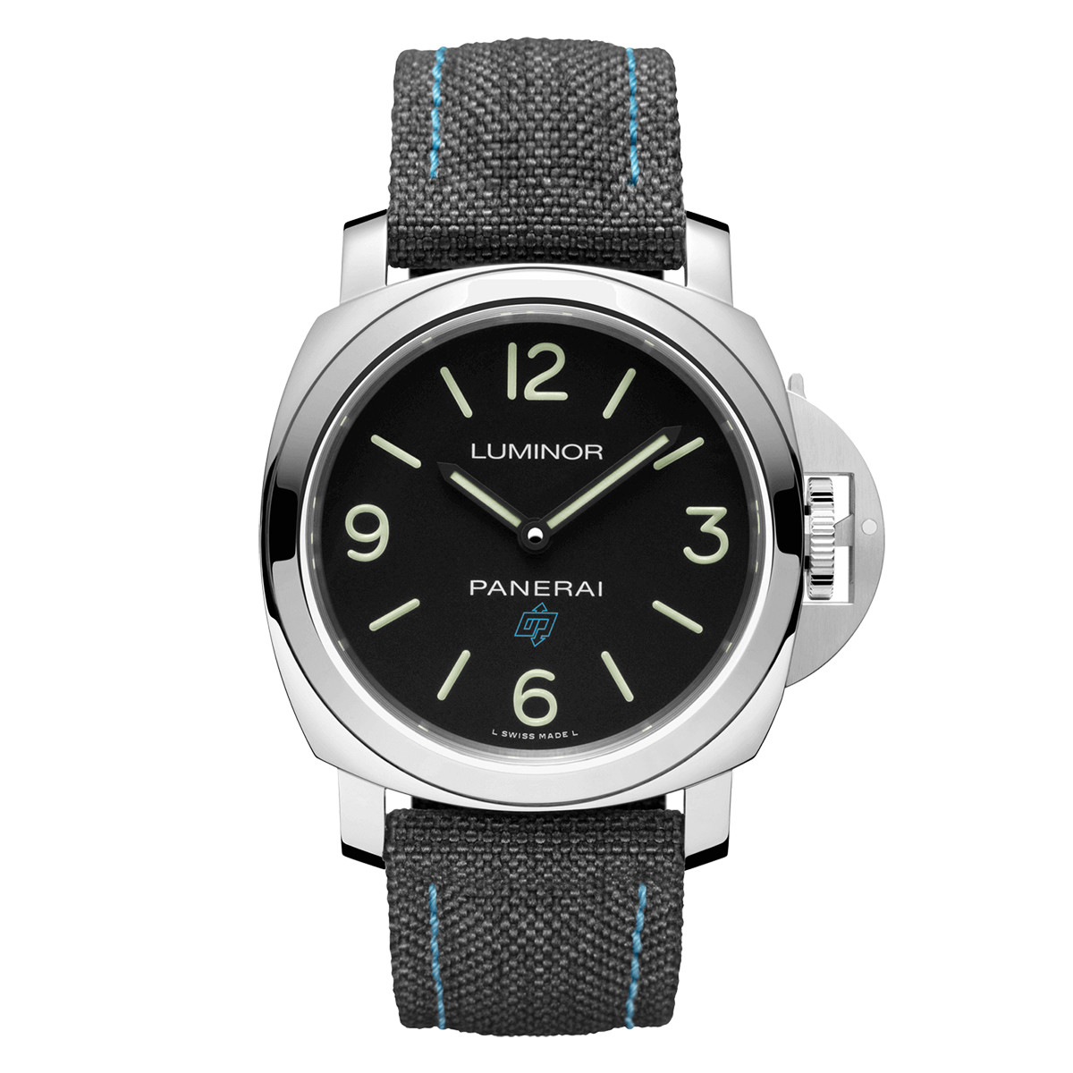 Luminor Base Logo 44mm Steel (PAM00774)