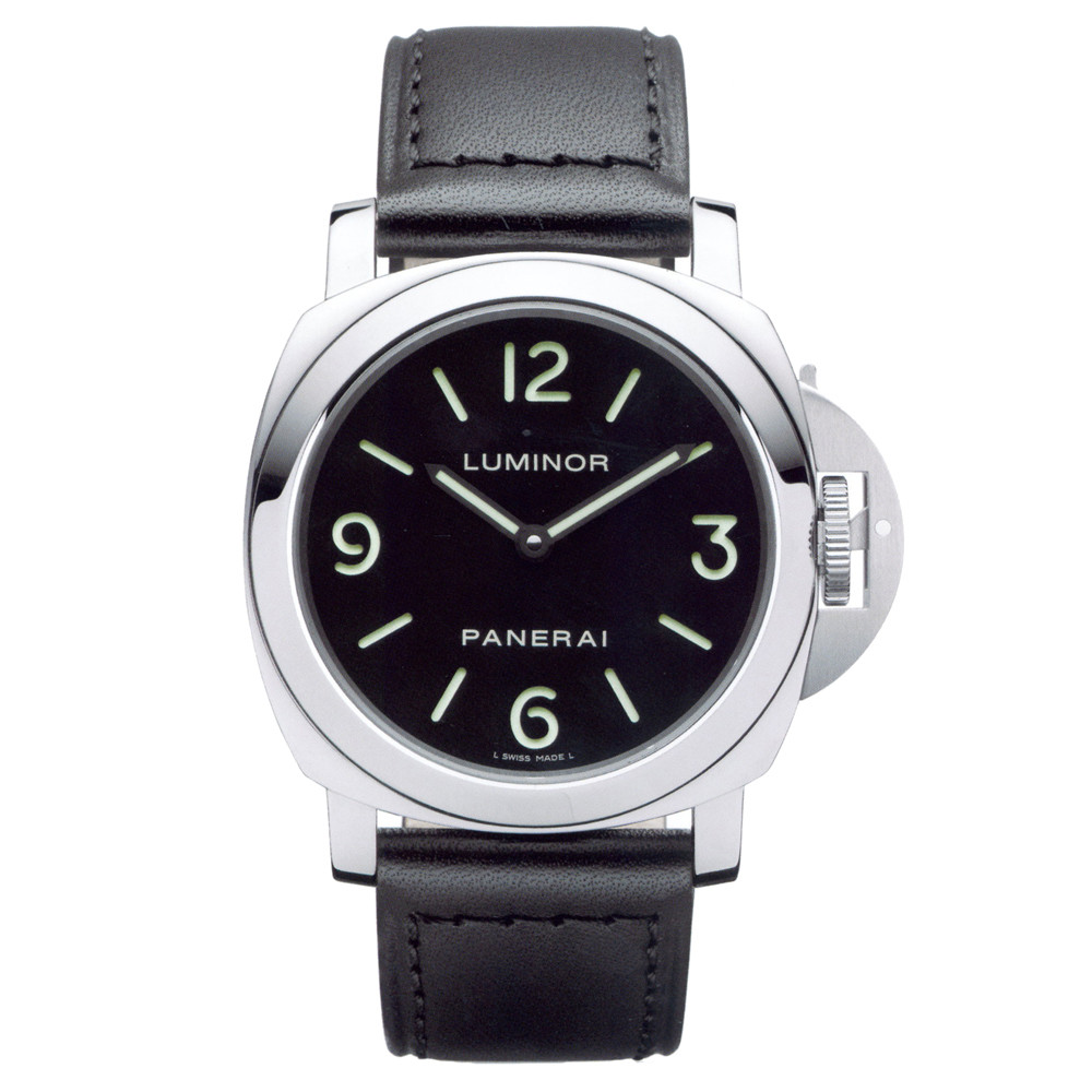 Luminor Base Steel (PAM00112)