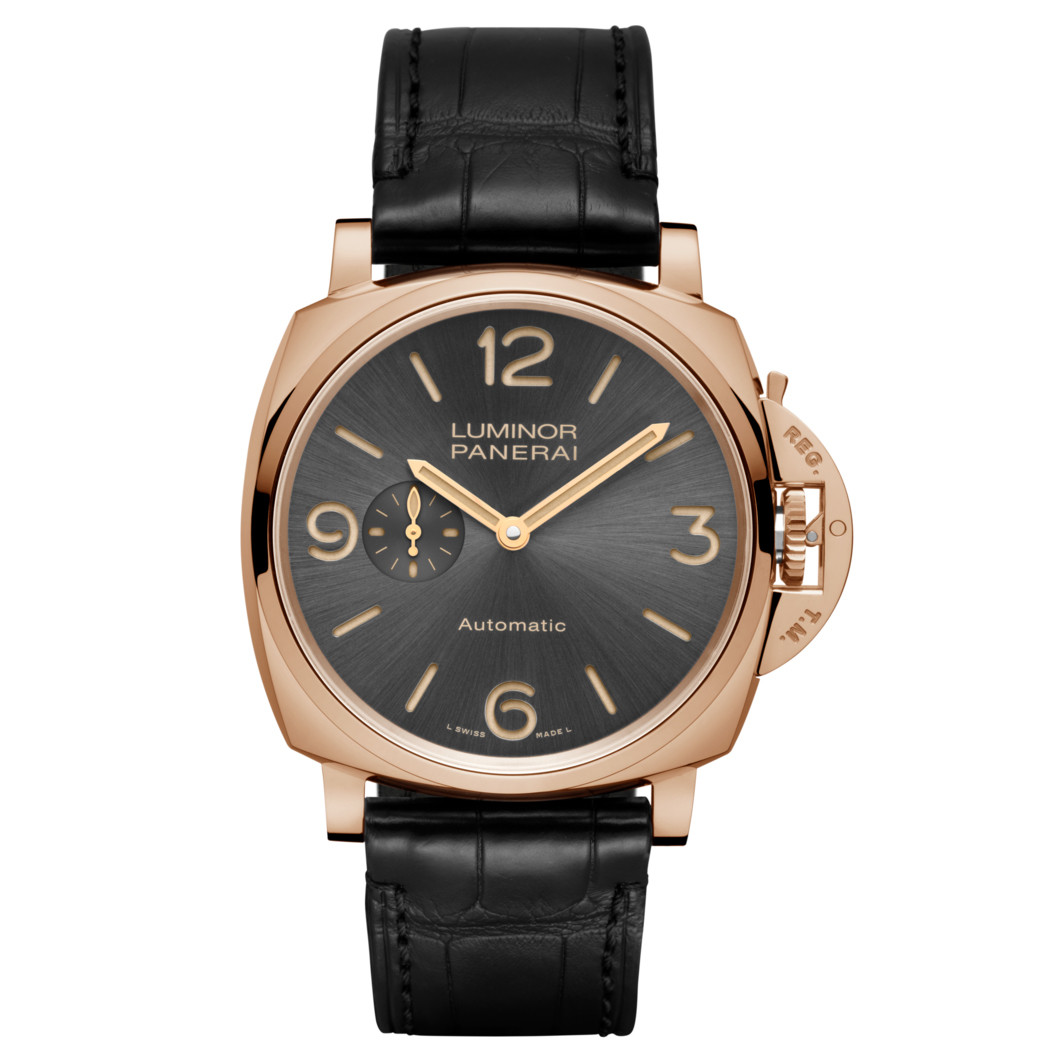 Luminor Due 3-Days Automatic Rose Gold (PAM00675)