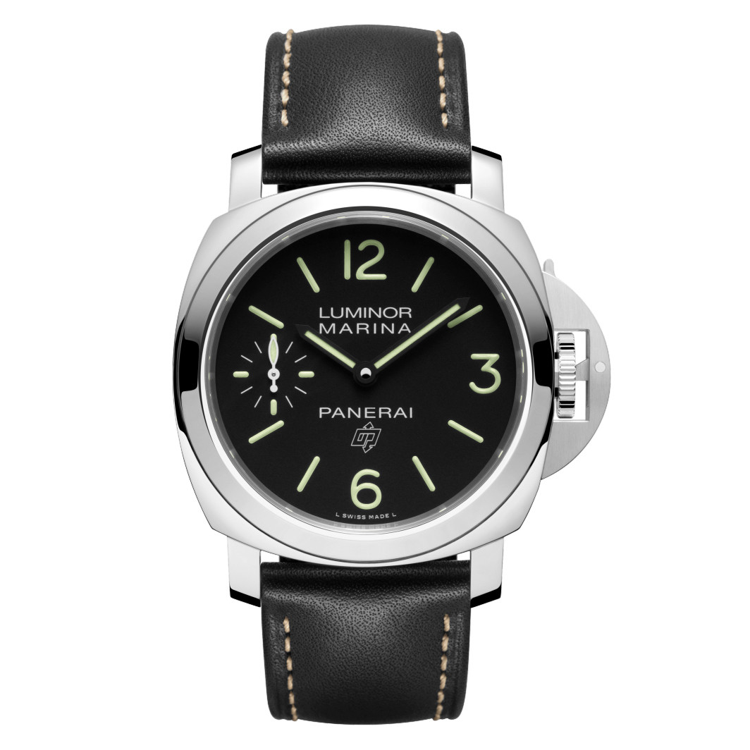 Luminor Marina Logo Steel (PAM00776)