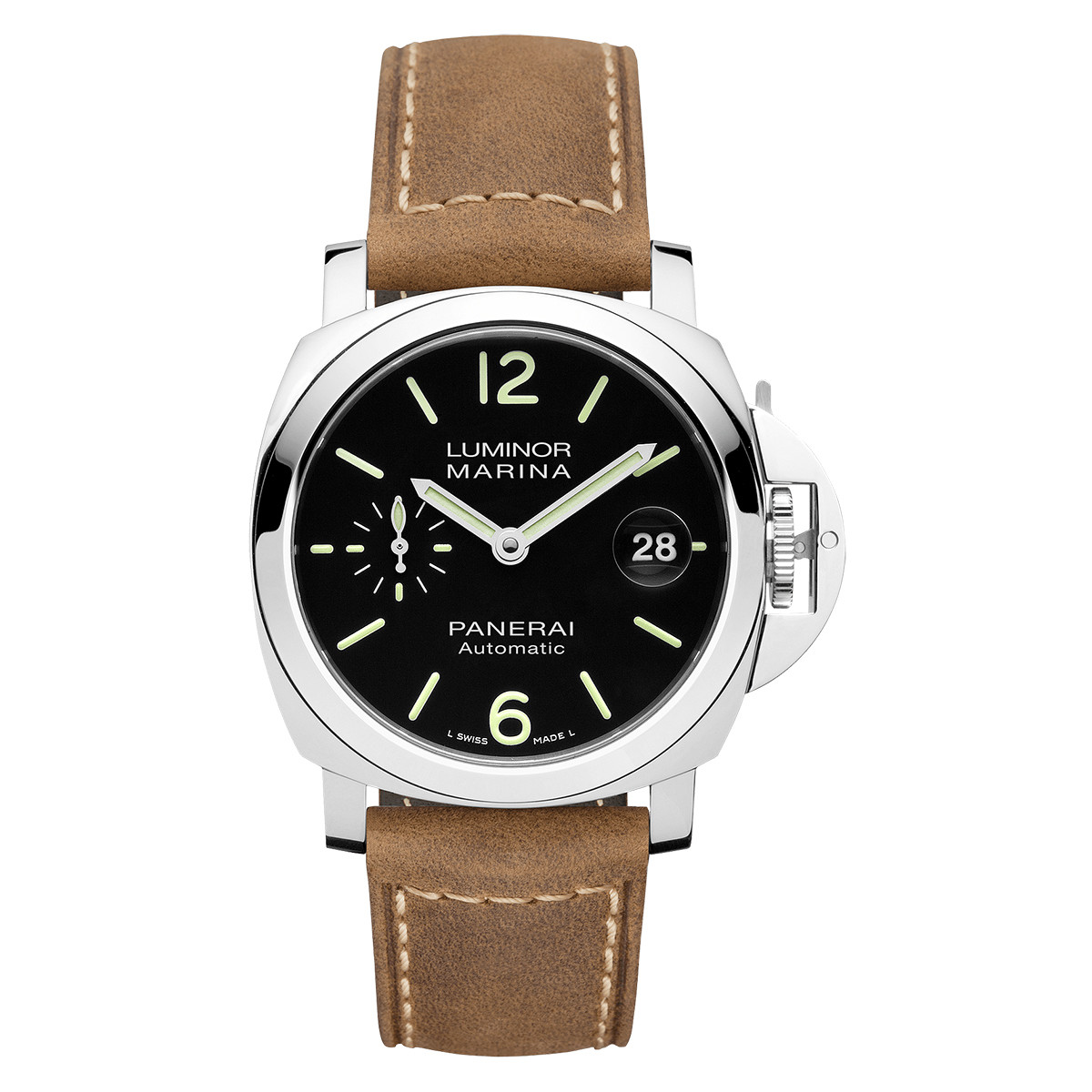 Luminor Marina Automatic Steel (PAM01048)