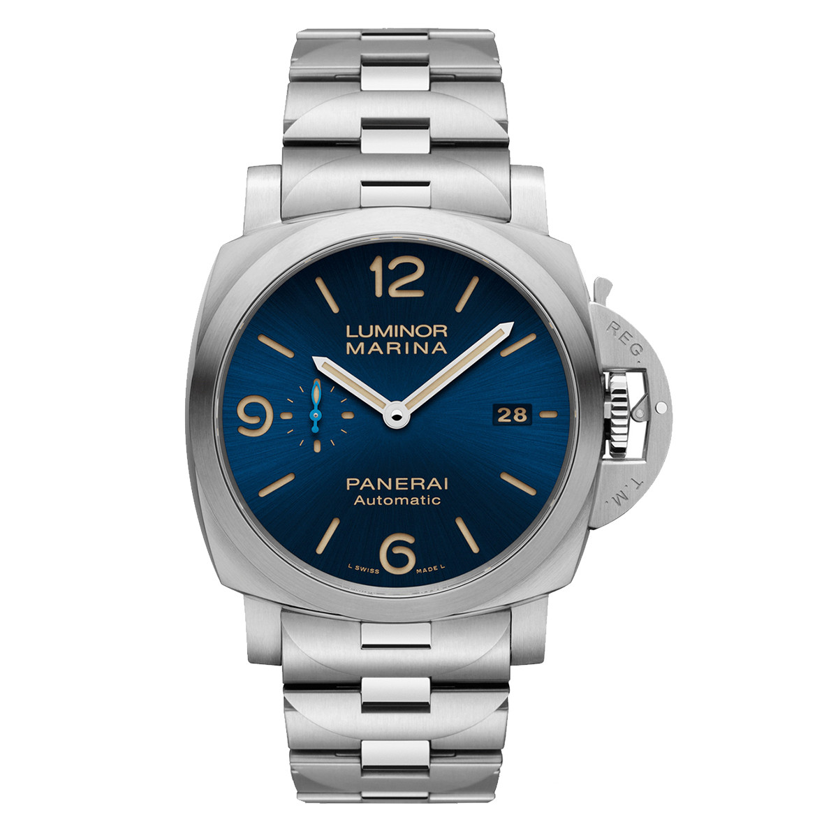 Luminor Marina 44mm Steel (PAM01058)