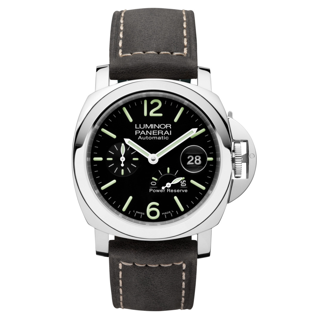 Luminor Power Reserve Automatic Steel (PAM01090)