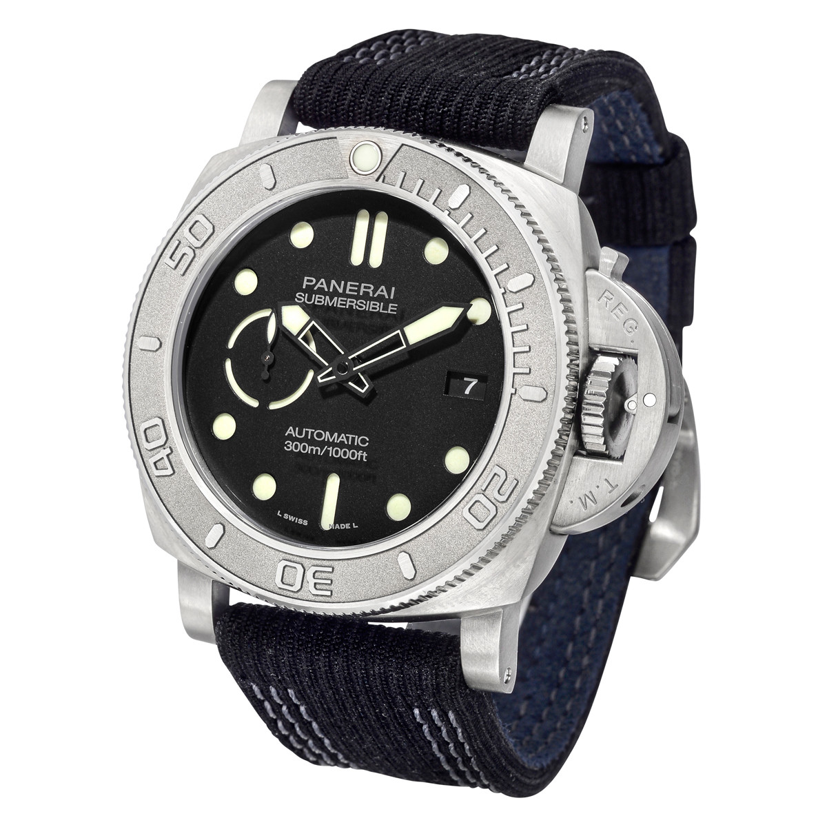 Submersible Mike Horn 47mm (PAM00984)