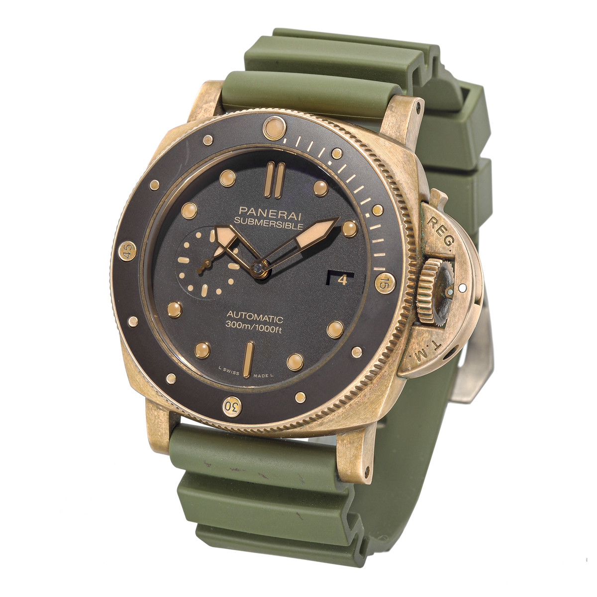 Submersible Bronzo 47mm (PAM00968)