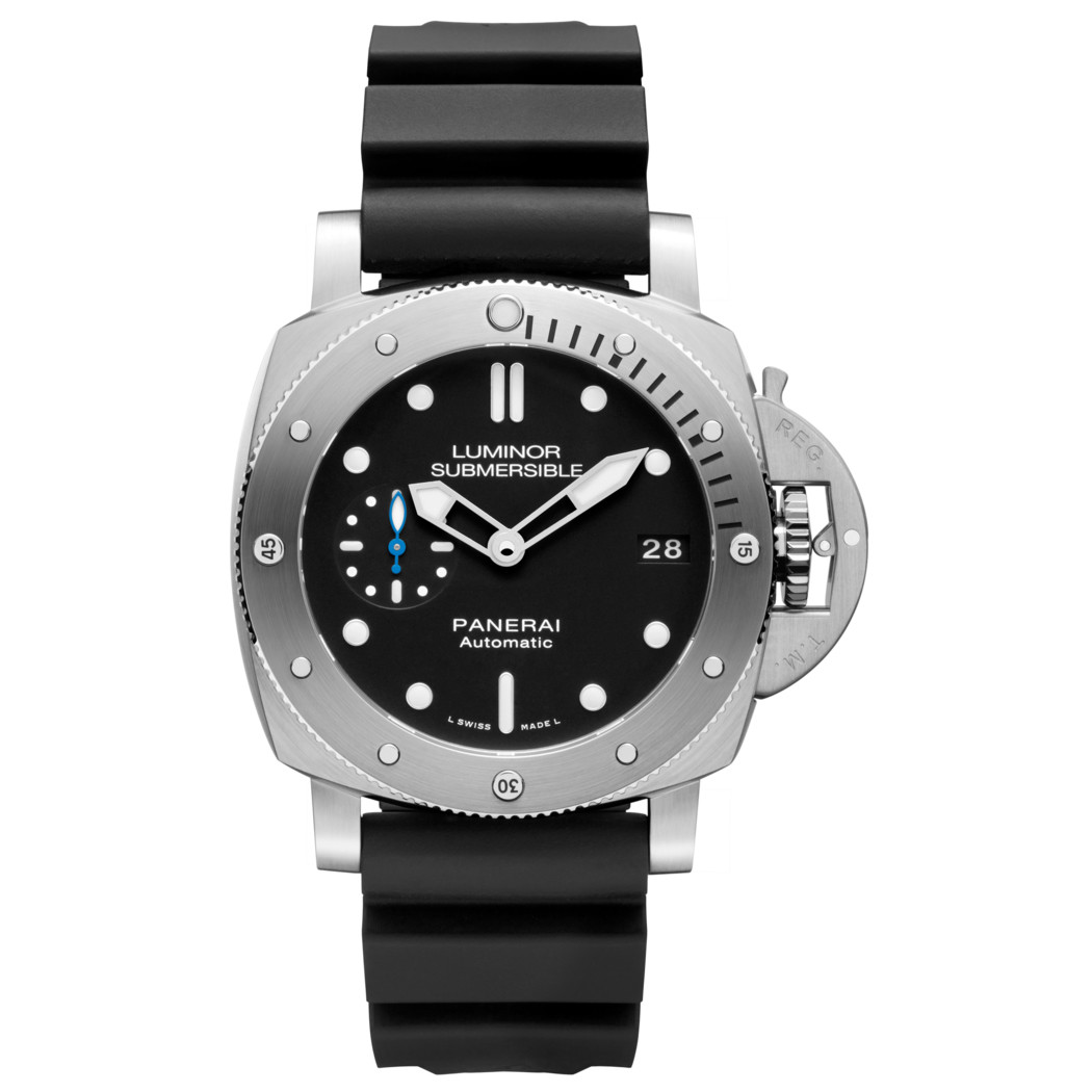 Luminor Submersible 1950 42mm Steel (PAM00682)