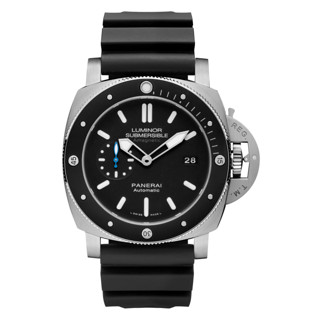 Luminor Submersible 1950 Amagnetic Titanium (PAM01389)