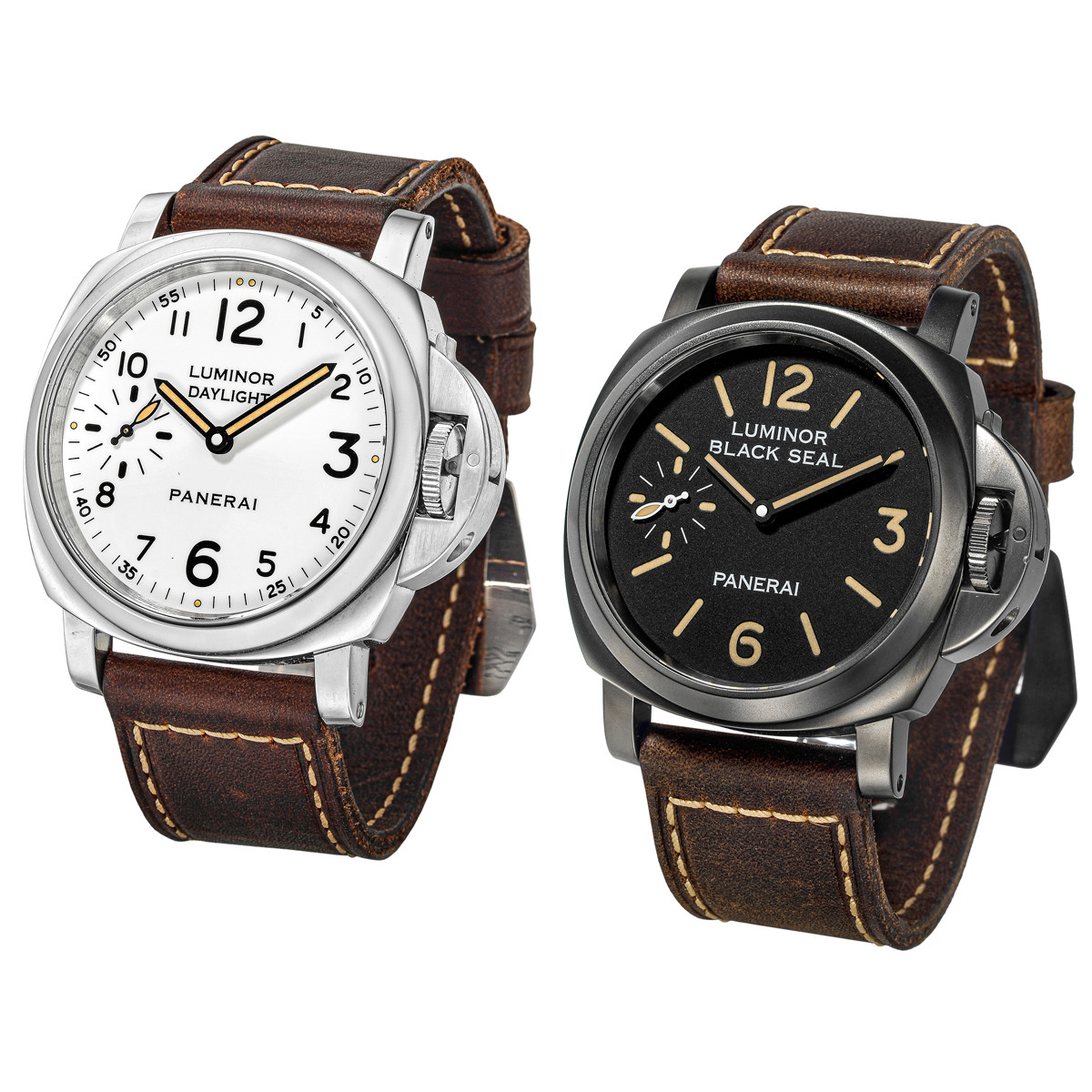 Luminor 8-Days Limited Edition Set (PAM00594/PAM00602)