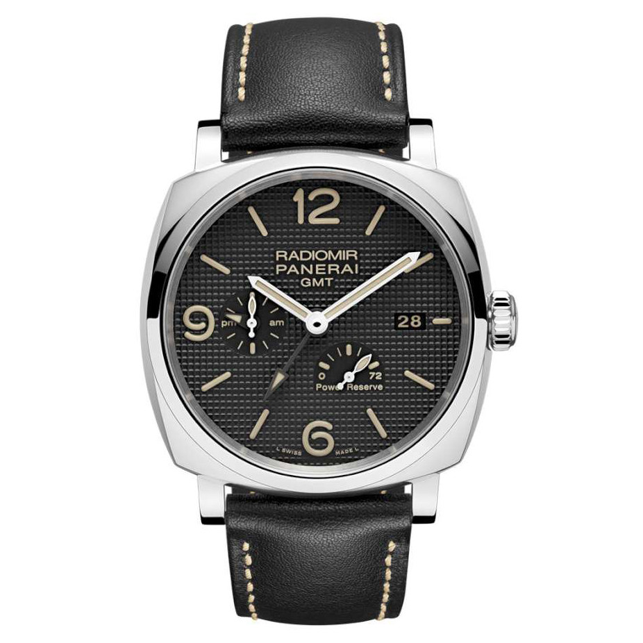 Radiomir 1940 GMT Power Reserve Steel (PAM00628)