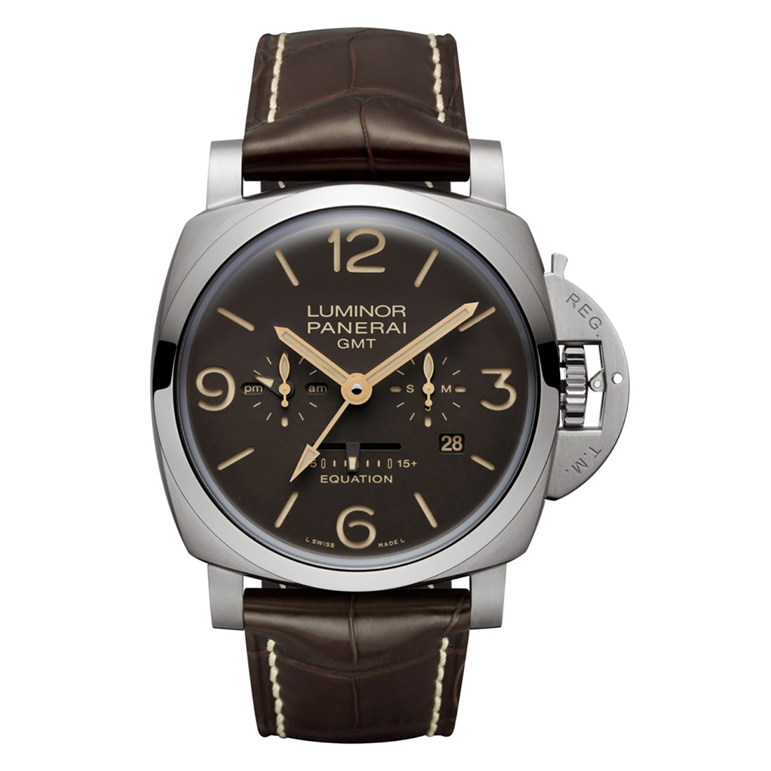 Luminor 1950 Equation of Time Titanium (PAM00656)
