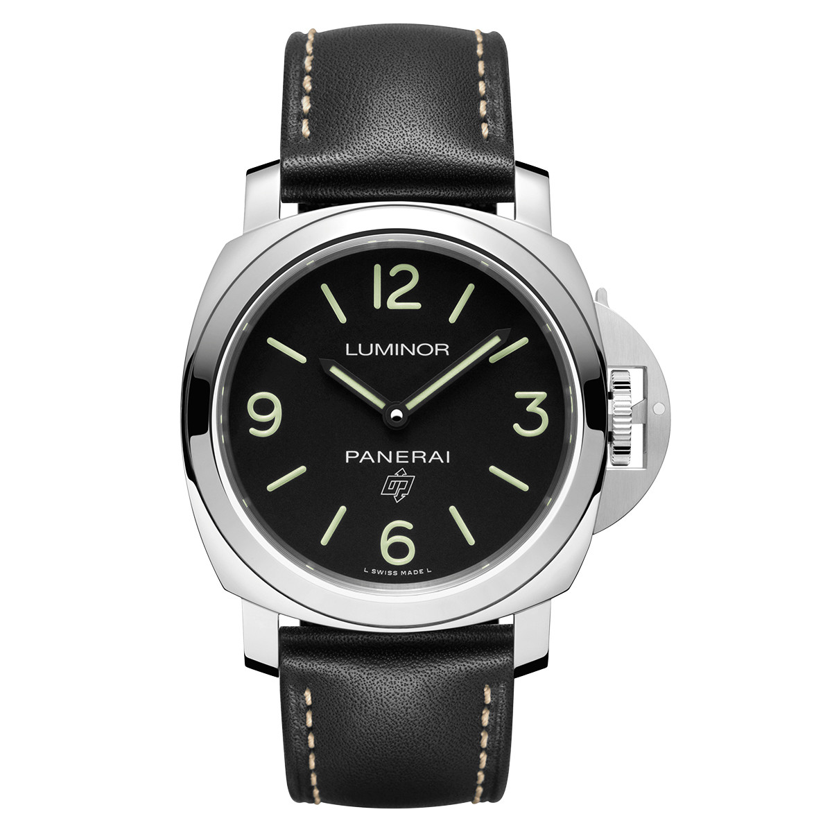 Luminor Base Logo Steel (PAM00773)