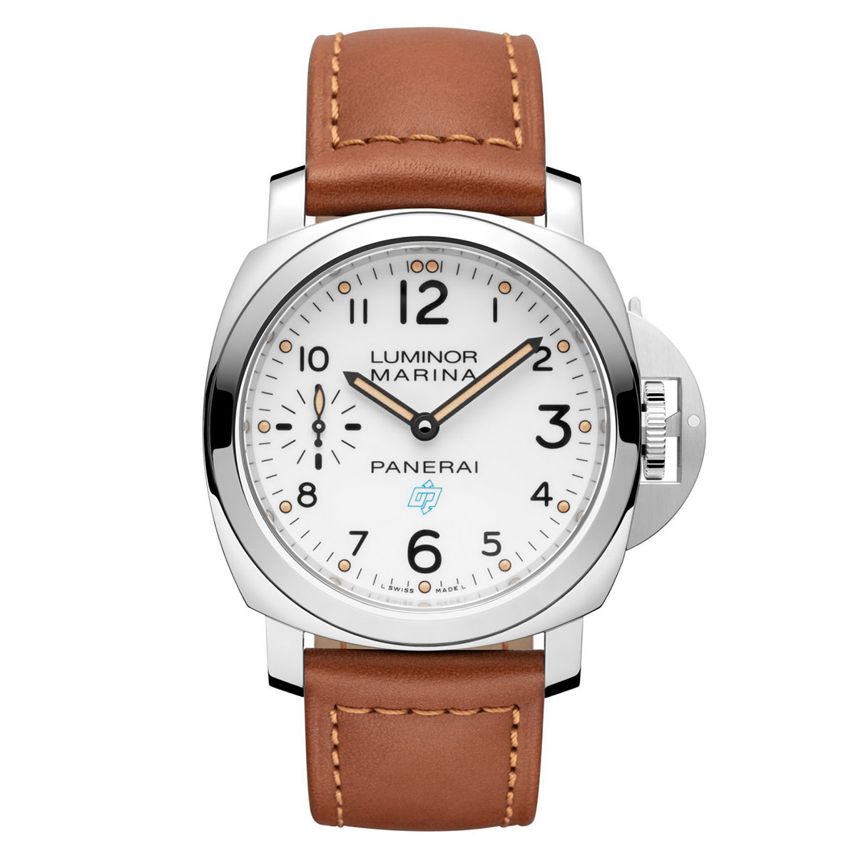 Luminor Marina Logo Steel (PAM00778)