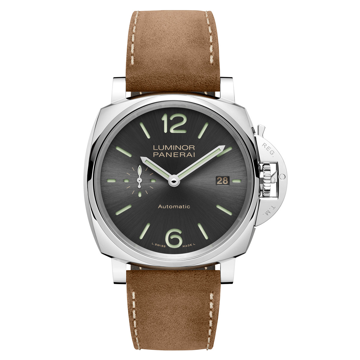 Luminor Due 3-Days Automatic Steel (PAM00904)