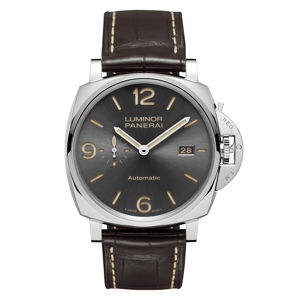 Luminor Due 3-Days Automatic Steel (PAM00943)