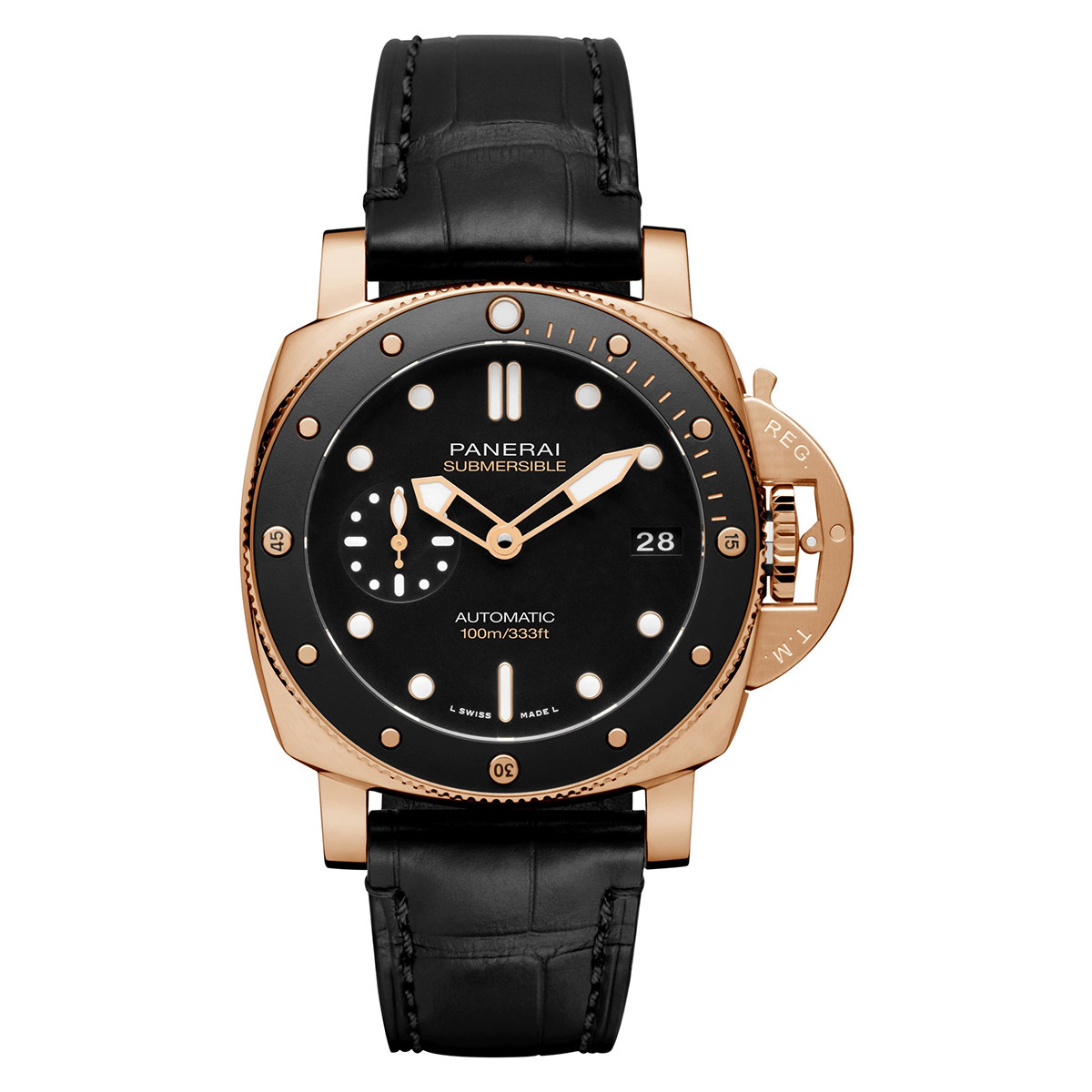 Luminor Submersible 42mm Goldtech (PAM00974)