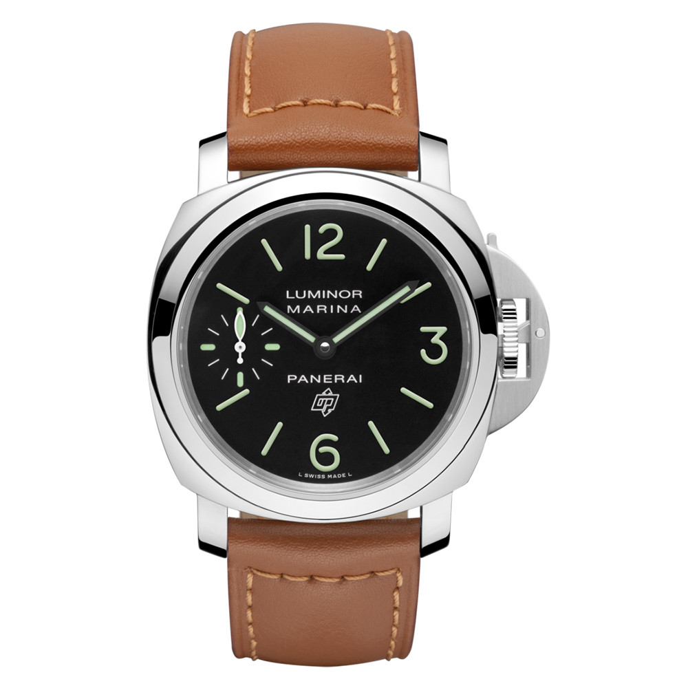 Luminor Marina Logo Steel (PAM01005)