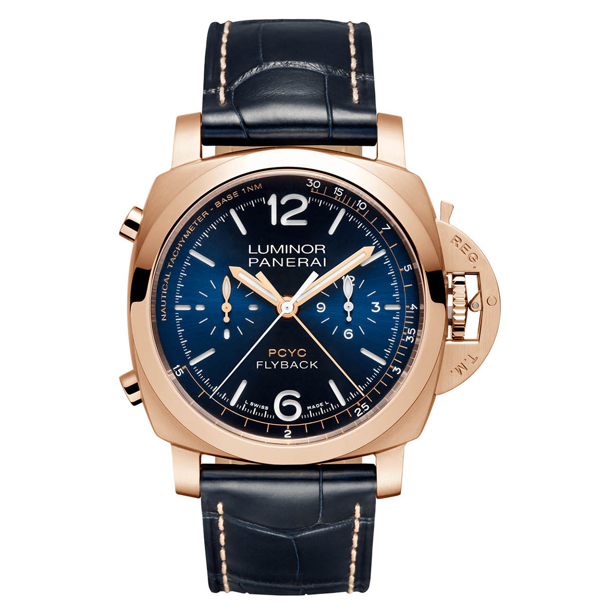 Luminor Yachts Challenge Rose Gold (PAM01020)