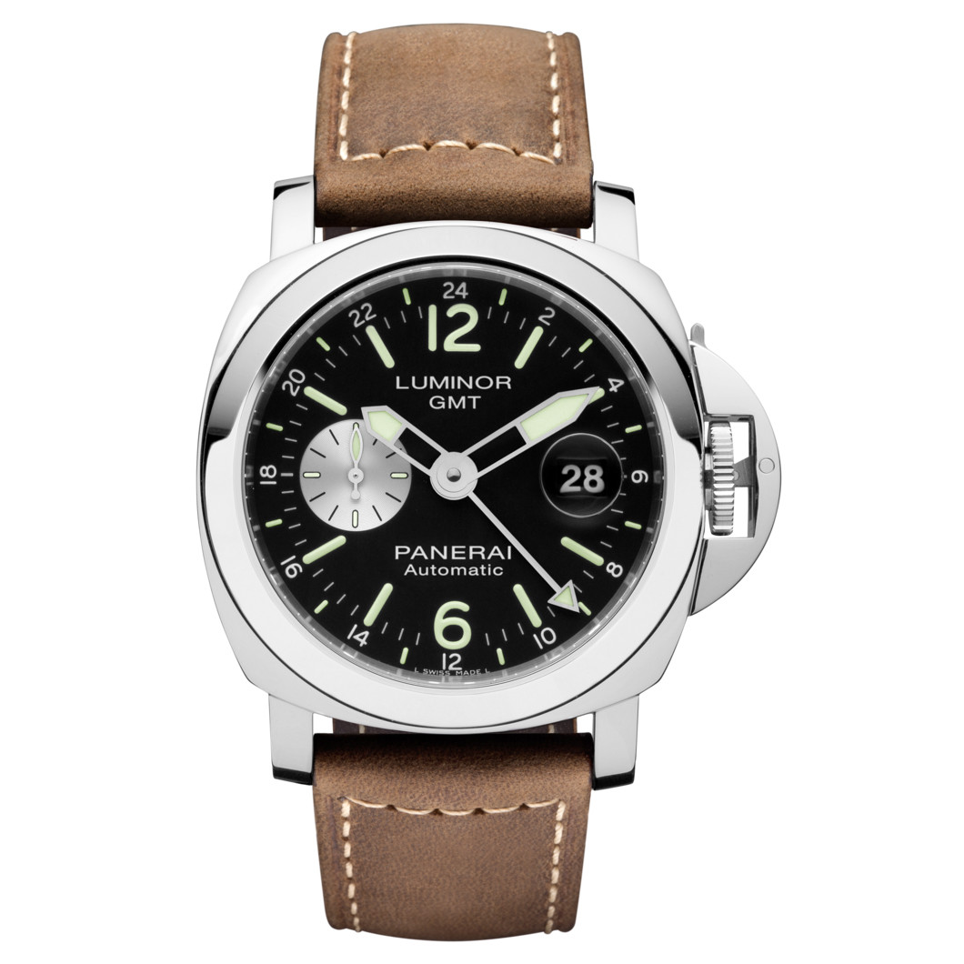 Luminor GMT 44mm Steel (PAM01088)