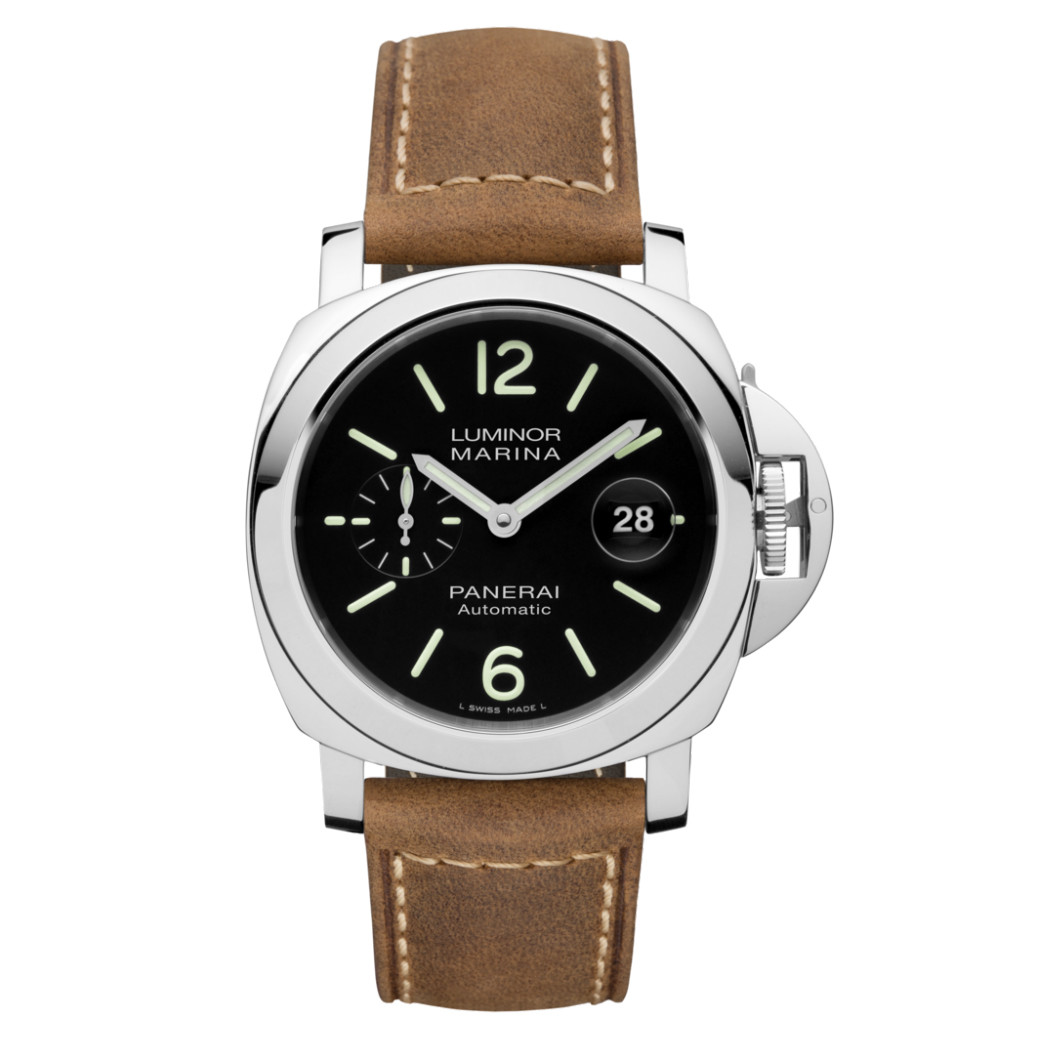 Luminor Marina 44mm Steel (PAM01104)