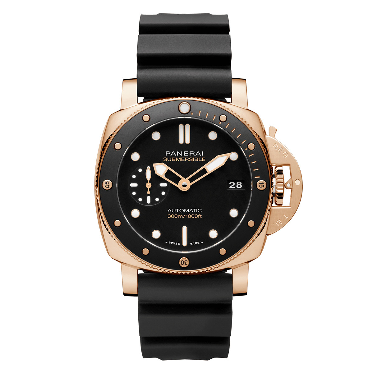 Submersible 42mm Goldtech (PAM01164)