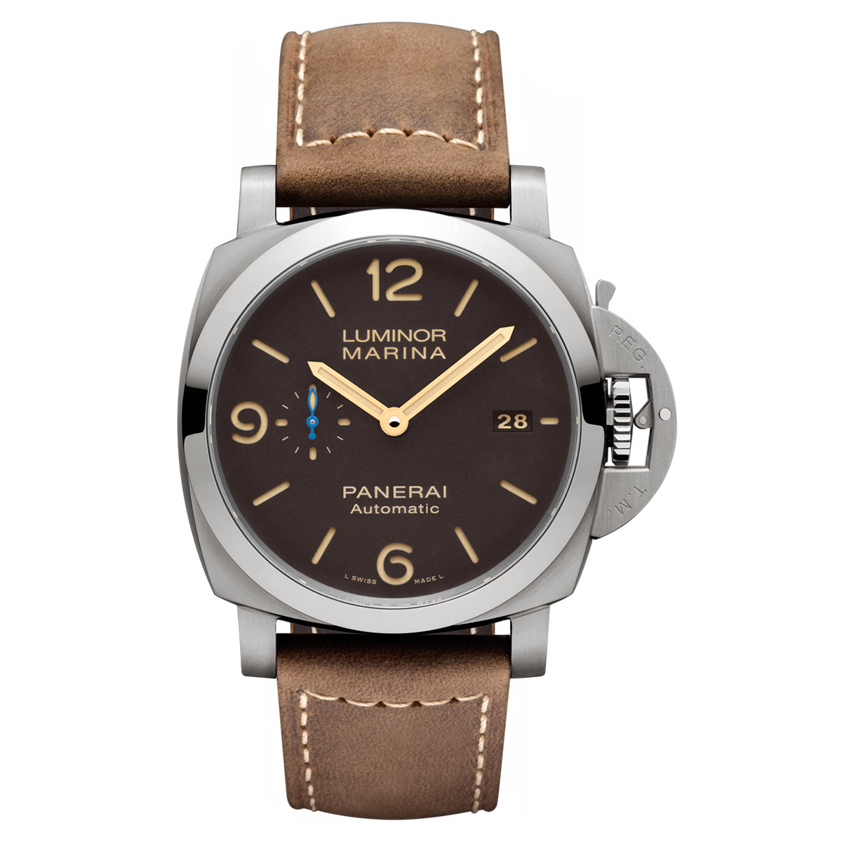 Luminor Marina 1950 3-Days Titanium (PAM01351)