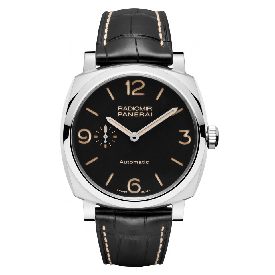 Radiomir 1940 3-Days Steel (PAM00620)