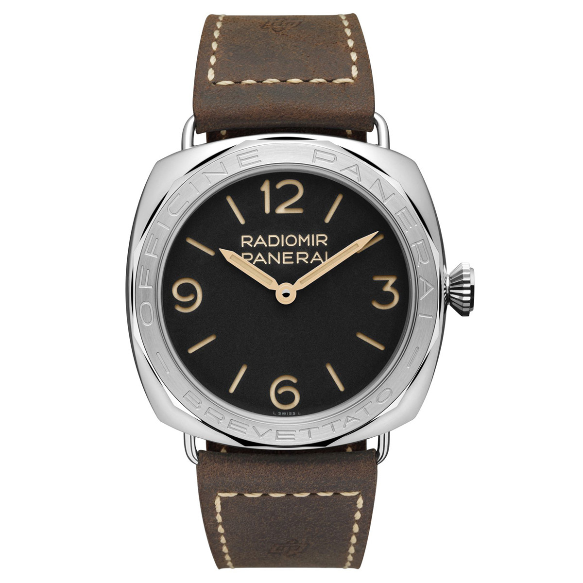 Radiomir 47mm Steel (PAM00685)