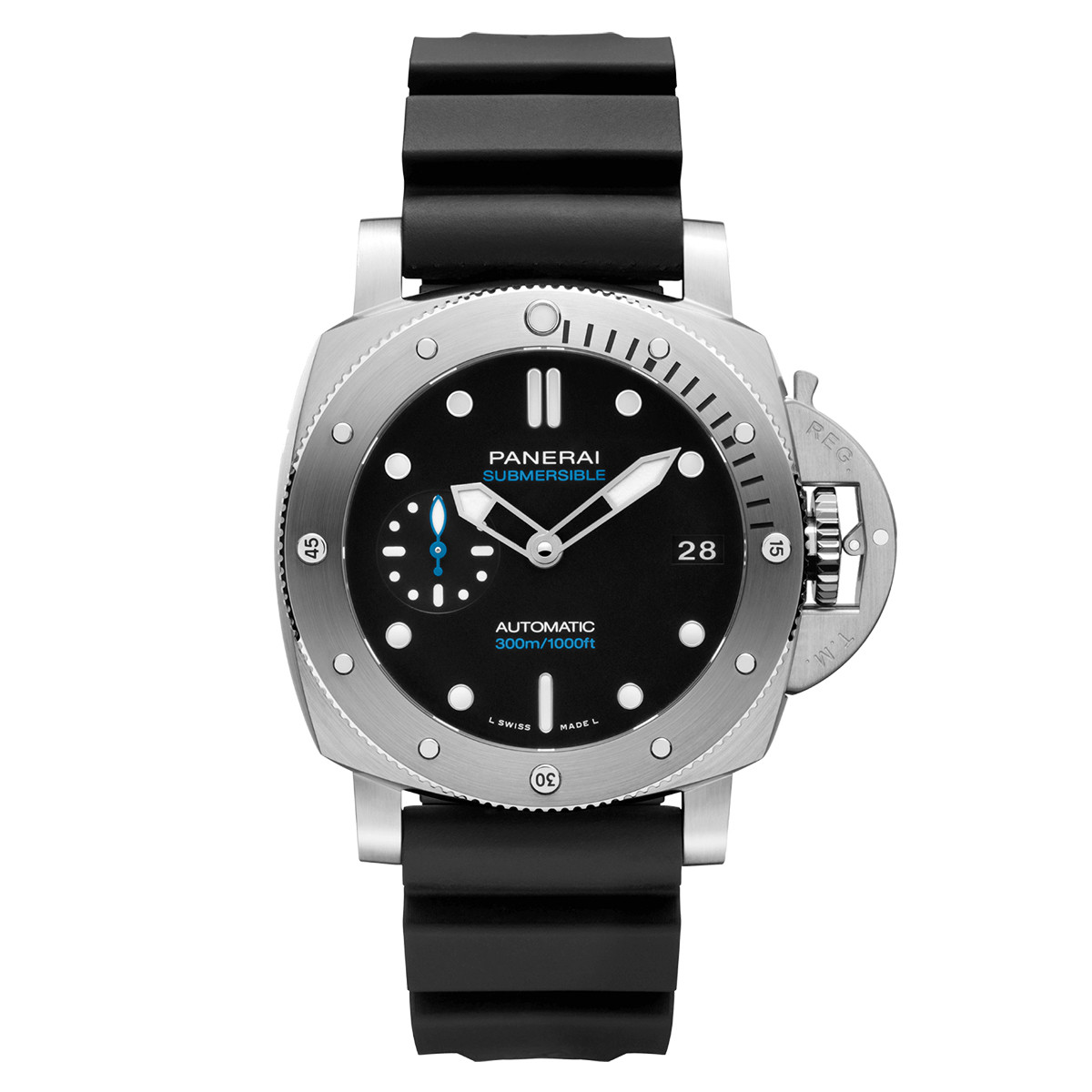 Submersible 42mm Steel (PAM00973)