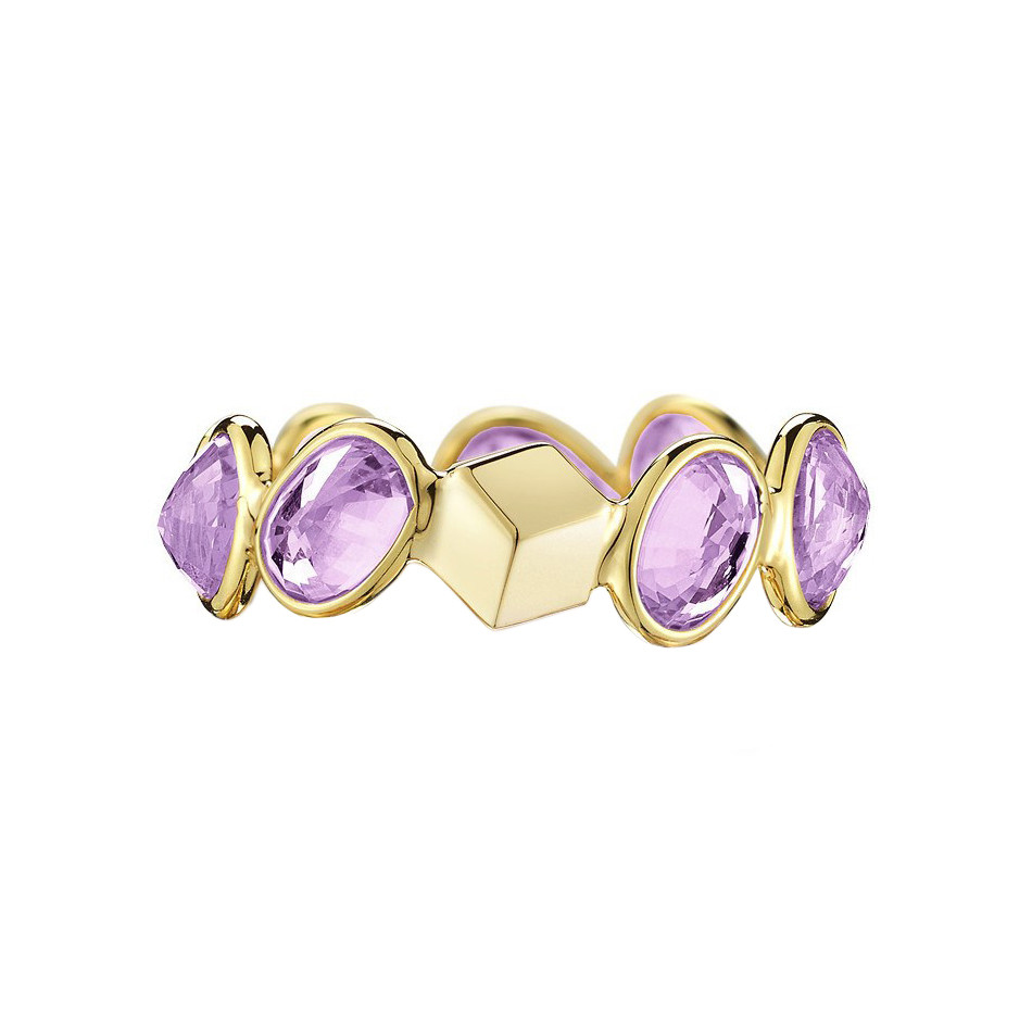 """Purple Sapphire """"Ombre"""" Band Ring"""