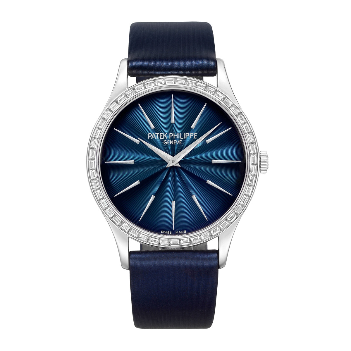 Ladies' Calatrava White Gold (4897/300G-001)