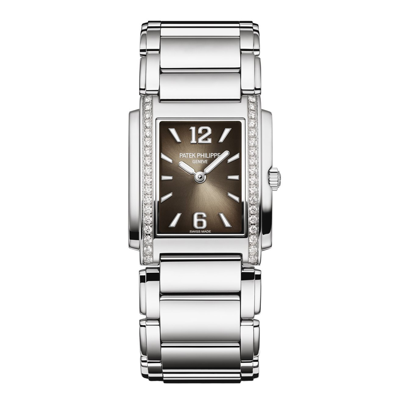 Ladies' Twenty-4 Steel (4910/1200A-010)