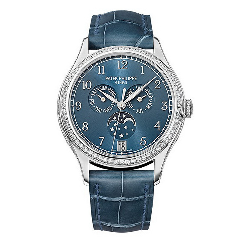 Ladies' Annual Calendar White Gold (4947G-001)