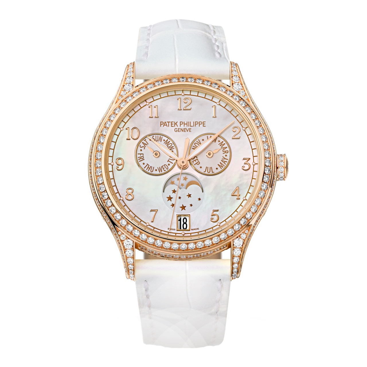 Ladies' Annual Calendar Rose Gold (4948R-001)