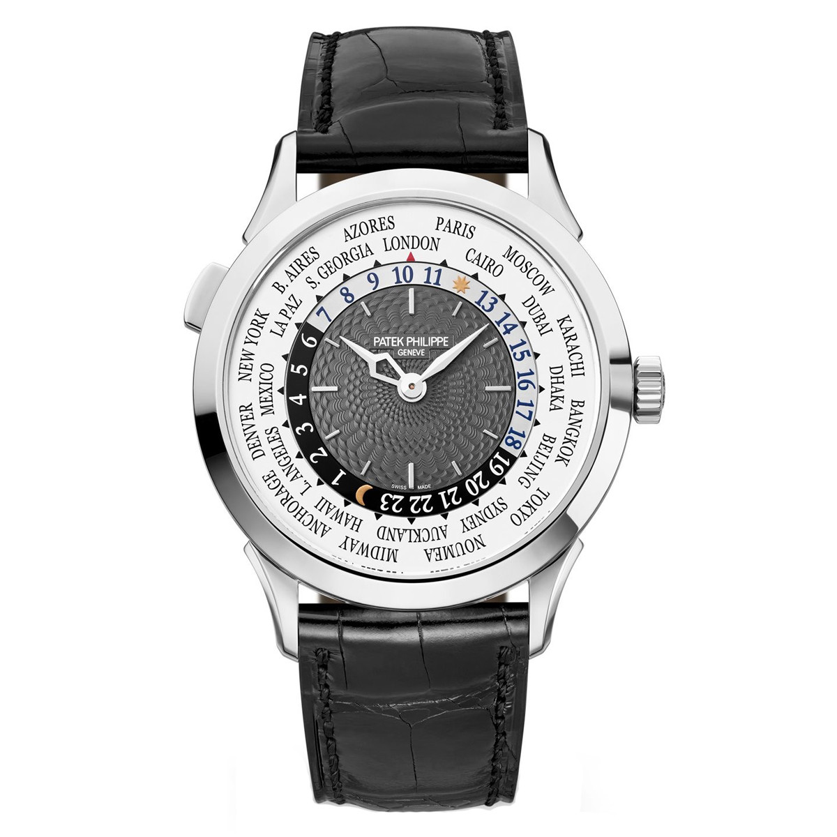 World Time White Gold (5230G-014)
