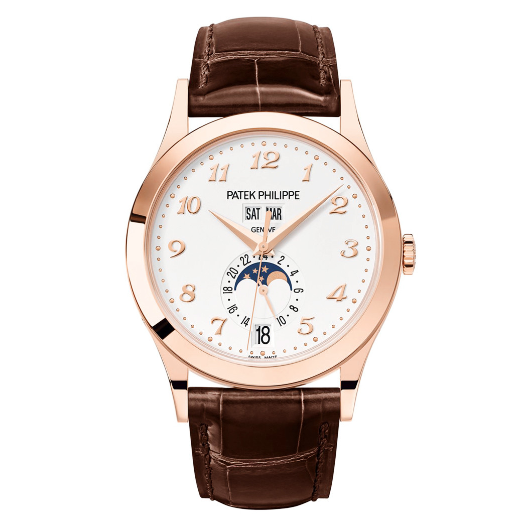 Annual Calendar Rose Gold (5396R-012)