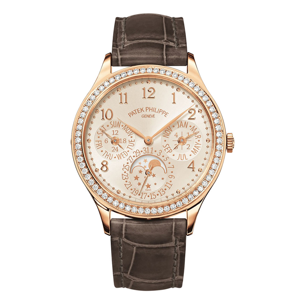 Ladies' Perpetual Calendar Rose Gold (7140R-001)