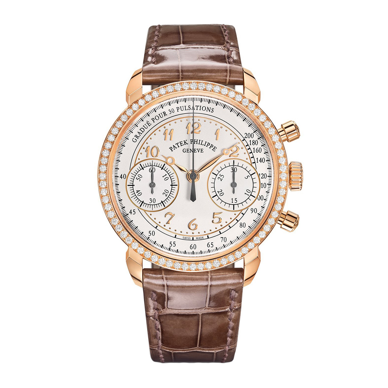 Ladies' Chronograph Rose Gold (7150/250R-001)