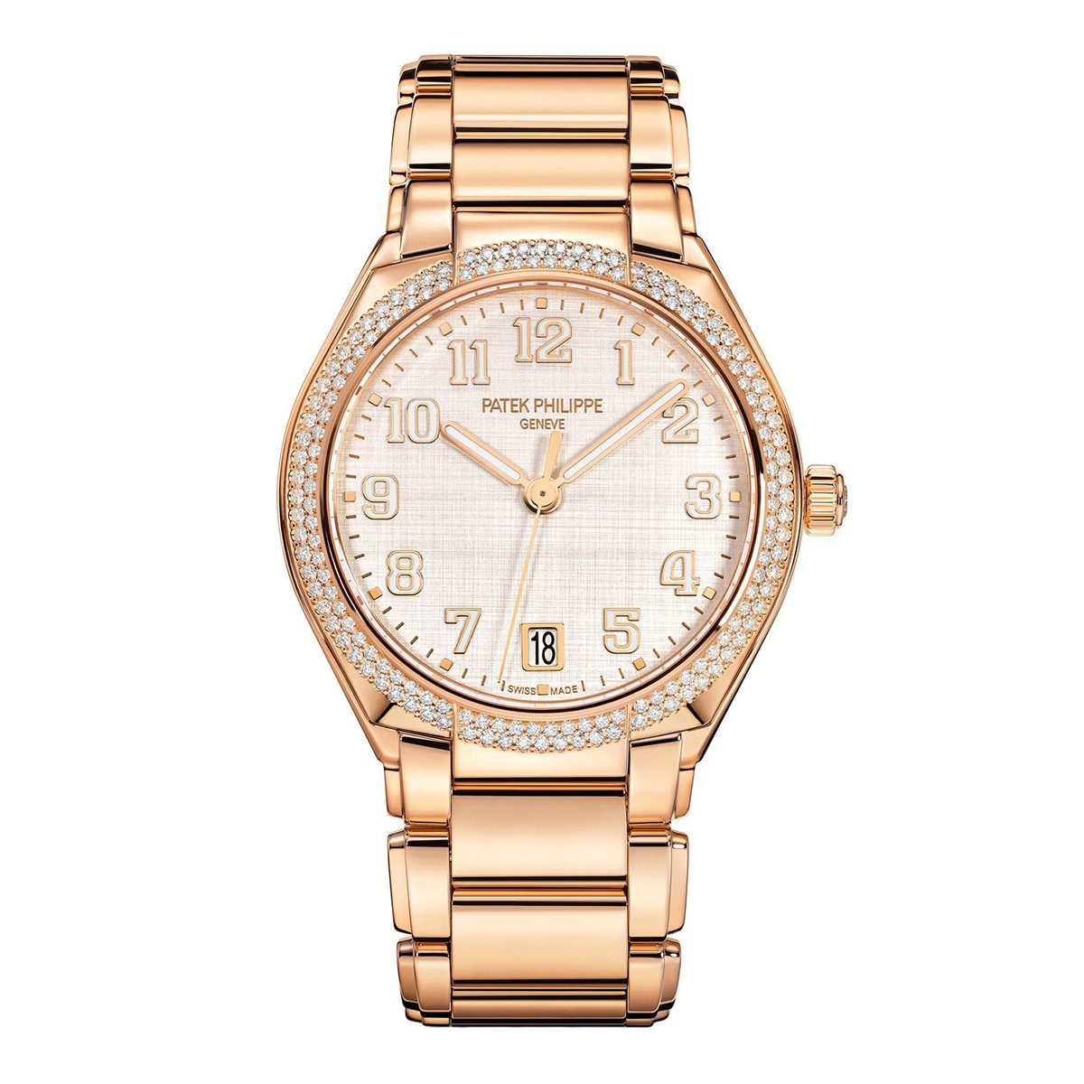 Twenty-4 Automatic Rose Gold (7300/1200R-010)