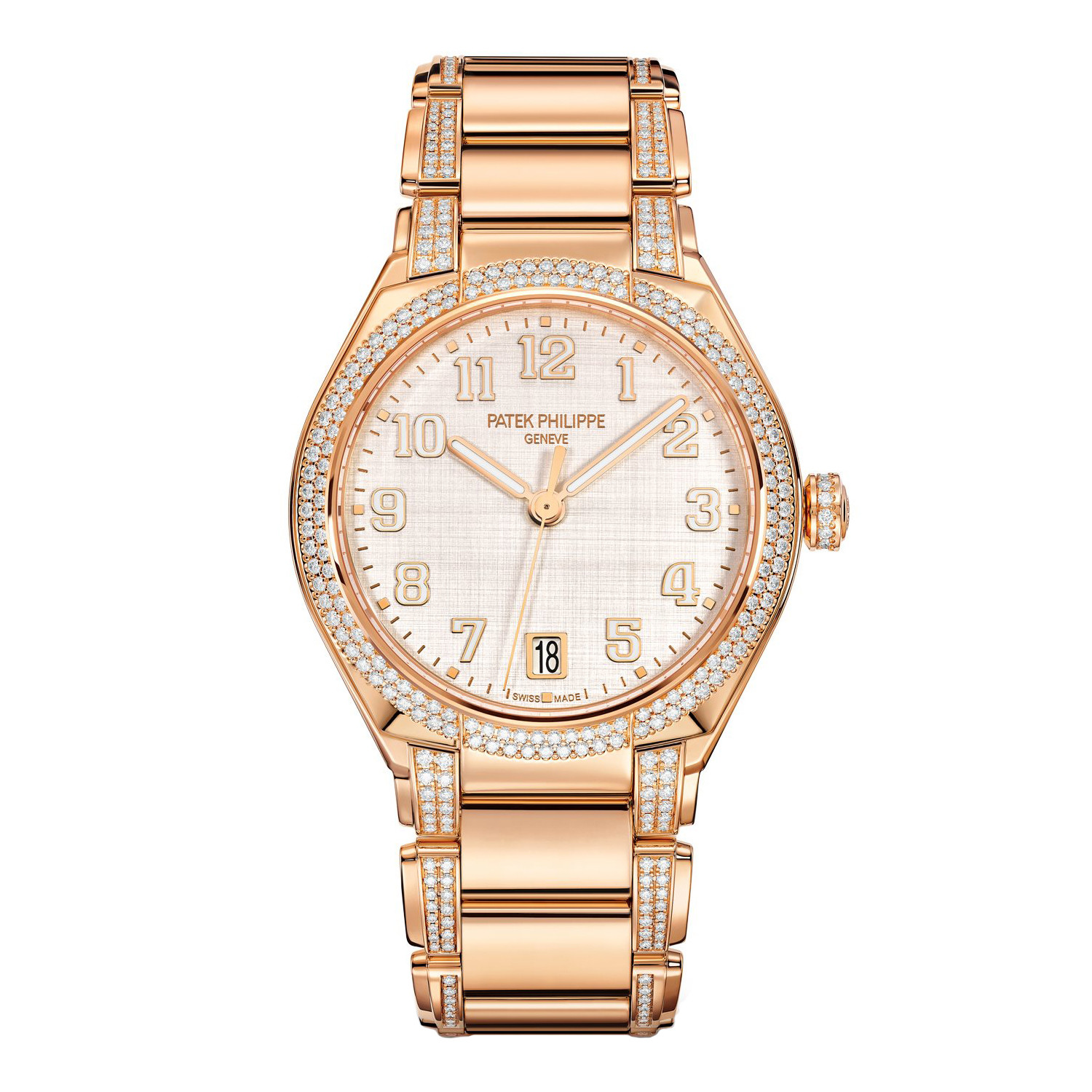 Twenty-4 Automatic Rose Gold (7300/1201R-001)