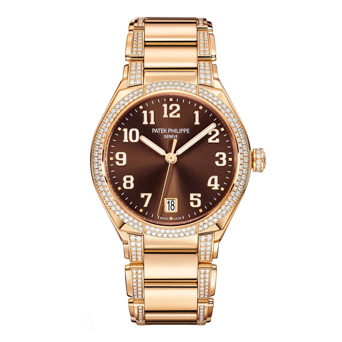 Twenty-4 Automatic Rose Gold (7300/1201R-010)