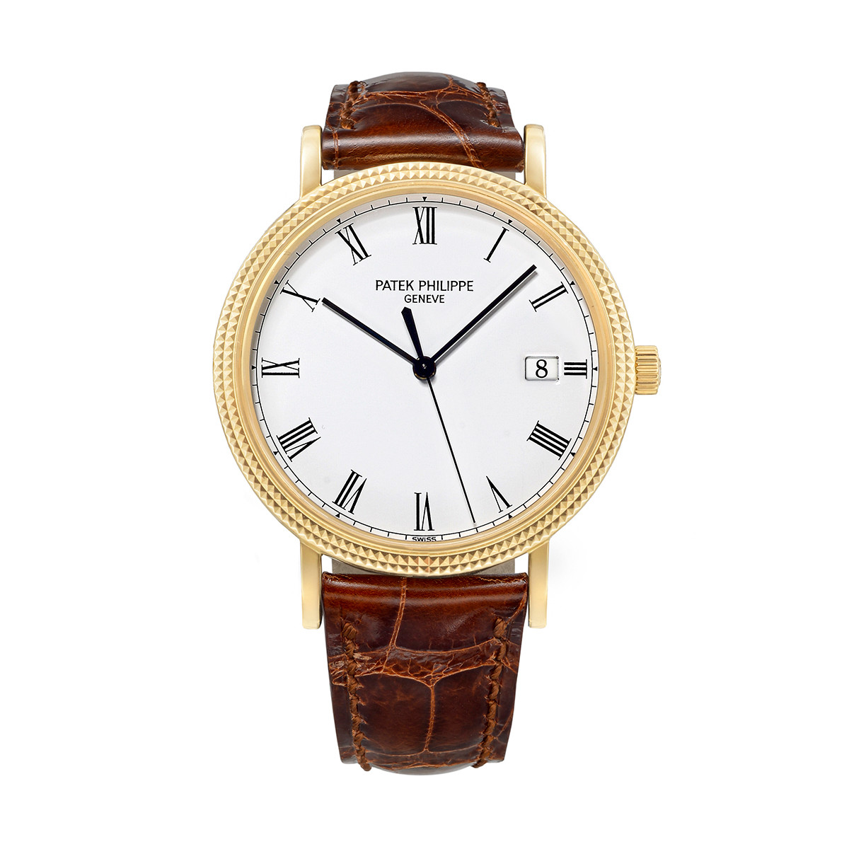 Calatrava 33mm Yellow Gold (3944J)